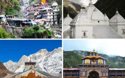 Char Dham Packages (Ex- Haridwar)